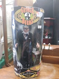 George Burns limited edition collector's series Philadelphia, 19136