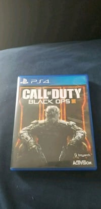 Call of Duty Black Ops 3 game for ps4  Brampton