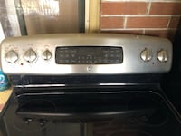 GE Dual Oven Electric Stove Lineboro, 21102