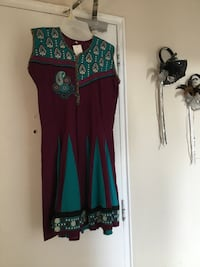 Dress Indian style top  Toronto, M6L 2P2