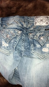 blue Miss Me denim bottoms Detroit, 48221