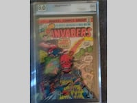 The Invaders #5 March 1976 *PGX 8.0 SHELTON