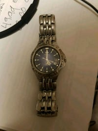 Men's casual Fossil watch stainless steel Windsor