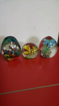 3 paper weights Bolton, L7E