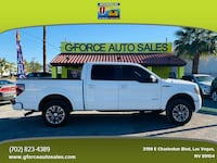 2012 Ford F150 SuperCrew Cab for sale