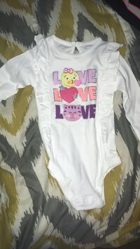 GIRLS 24 months tops and bottoms/ all brand new Bowie, 20715