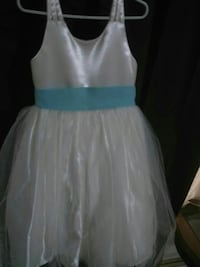 white and blue sleeveless dress Ceres, 95307