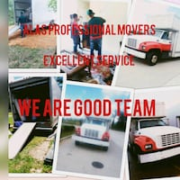 Movers eficient moving  Houston, 77042