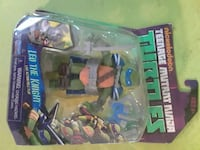 Teenage Mutant Ninja Turtles Leo the Knight figure Northport, 35476