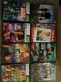 DvDs all nearly brand new. $7each Burke, 22015