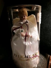 Lighted Angel Tree Topper  Hagerstown, 21740