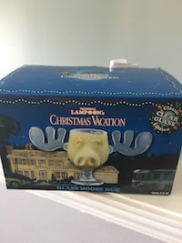 National Lampoon Christmas Vacation holiday moose mug Mississauga, L5N