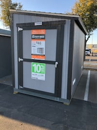 Lean To style DISPLAY shed in KINGMAN