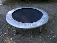 round black and gray trampoline Los Angeles, 91607