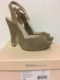 BCBG designer shoes size 8 Brand New in box! Toronto, M4Y