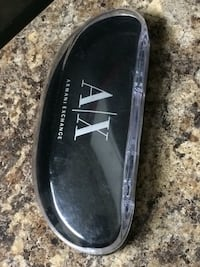 Armani Exchange Sunglasses Case