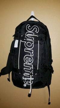 67e537210860 Used Supreme backpack FW18 for sale in Hayward - letgo