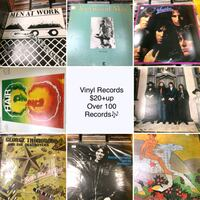 Vinyl Records $20+up over 100 records Vancouver, V5T 1X9