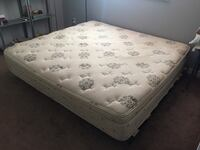 King Size Pillow top Mattress  Mission, V2V 4R6