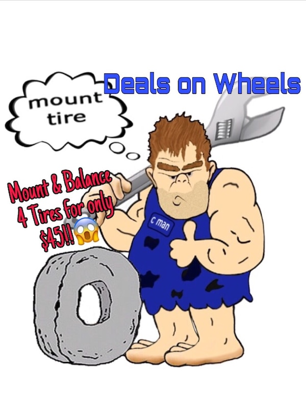 Mount And Balance Tires >> Deals On Wheels Is Now Mounting Balancing Tires
