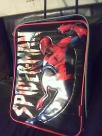Spider-Man suitcase with pullup handle need gone. Johnson City, 37604