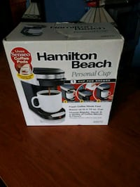 Hamilton Beach coffee machine Oakton, 22124