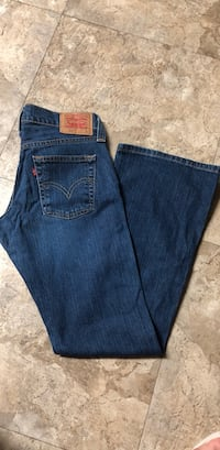 Levis jeans 513 size 5 brand new Oklahoma City, 73107