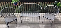 3 Piece Wrought Iron Patio Furniture Rock Hill, 29732
