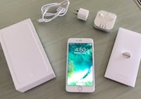 * iPhone 6 Plus / 64gb - WHITE/SILVER - ROGERS - TRY AN OFFER! * Barrie, L4N 0W6