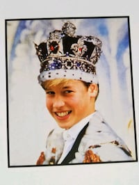 Teen People Mag - Prince William - Dec 1998 Issue