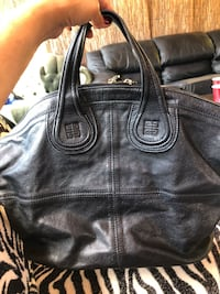 black leather Michael Kors shoulder bag Long Beach, 90806