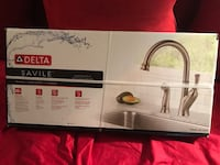 Delta Savile Single Handle Kitchen Faucet 11949-SS-DST Brand New Queens County