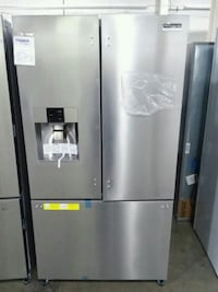 3 door fridge  Canton