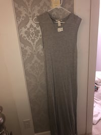 Gray dress( brand new) Surrey, V3V 7Z8