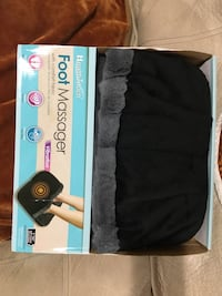 Health touch foot massager