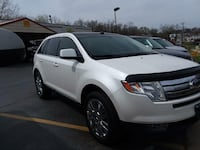2010 FORD EDGE LIMITED Columbia
