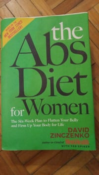 Abs diet for women hardcover book St. Catharines
