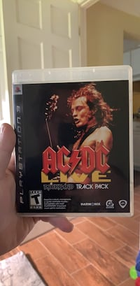 AC/DC LIVE Rockband track pack (PS3) Washington, 20016