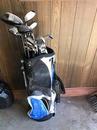 Wilson golf clubs with golf bag Montgomery, 36109
