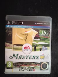 PS3 Masters Tiger Woods Barcelona, 08003