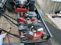 red and black Toro push mower Forest Hill, 76140