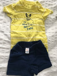 Baby Boy Clothes 0-3 months Chantilly, 20151