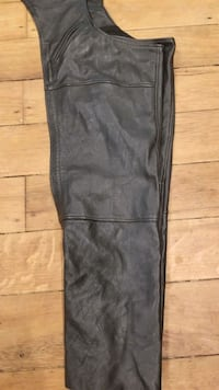 Mens soft leather chaps Slippery Rock, 16057