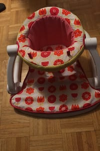 Fisher price baby seat great condition  Toronto, M9R 1S3