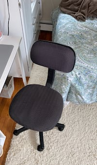 Office spin chair with adjustable height