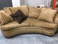 Robb and Stucky custom made couch Tampa, 33629