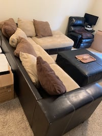 Sectional with Ottoman (OBO) North Charleston, 29420