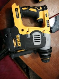 yellow and black DEWALT cordless power drill Nashville, 37217