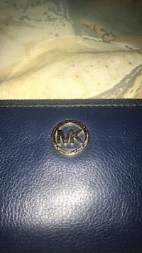 black Michael Kors leather wristlet New Britain, 06053