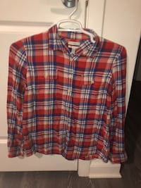Flannel shirt  boy size small Freehold, 07728